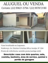 Aluguel ou venda / aceito troca por casa em Guapimirim