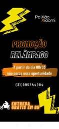 PROMOÇÃO RALÂMPAGO DA PAIXÃO - Smartphones lacrados - Garantia de Originalidade