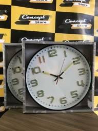 Título do anúncio: Relógio De Parede