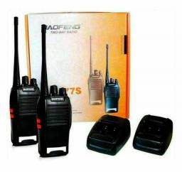 Rádio comunicador BaofengWalk Talk
