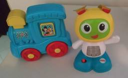 BeatBo - Fisher-Price<br> + Treinzinho musical