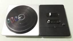 DJ Hero do Wii - sem cabo