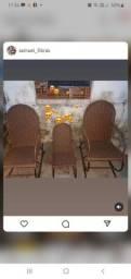 Título do anúncio: Vende-se cadeira de balanço em fibra sintética!