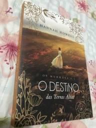 Título do anúncio: Livro O Destino das Terras Altas