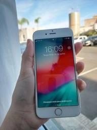 Iphone 6 Branco   64 GB   Hoje R$: 800,00   Praticamente Novo