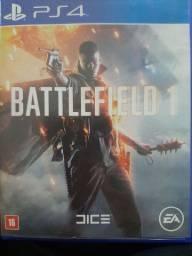 Battlefield 1 ps4 troco e vendo