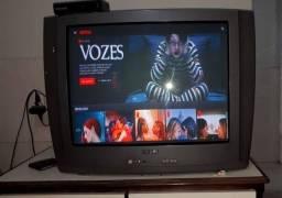 Tv Grande televisão tubo 29