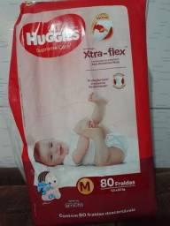 Título do anúncio: Vendo fraldas para bebê