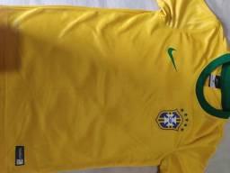 Título do anúncio: Camisa Brasil original