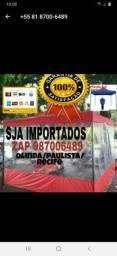 TOLDOS SANFONADOS 2X2 3X3 ACEITO CARTÃO FONE *