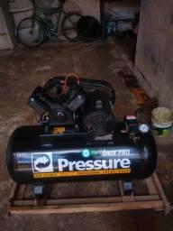 Compressor pressure nunca ligado!