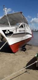 Título do anúncio: Vende-se um barco de turismo pra 30passageiros pela  metade do preço barra dos coqueiros
