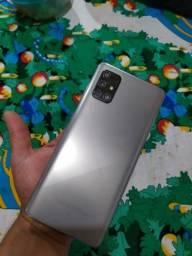 Samsung A71 usado durante 1 mês