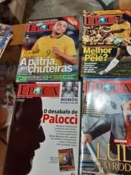 Coleção de Revistas ÉPOCA