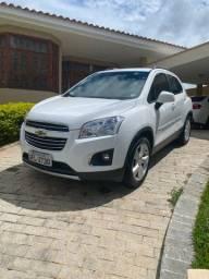 Chevrolet tracker LT 2016 com banco de couro