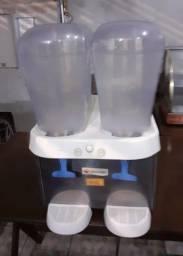 Refresqueira Venâncio Inox 2 reservatórios de 16 Litros cada