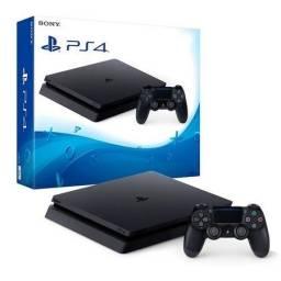 Título do anúncio:  Sony PlayStation 4 Slim 1TB Novo Lacrado