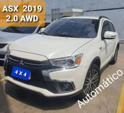 Título do anúncio: ASX 2.0 4x4 2019 automático.