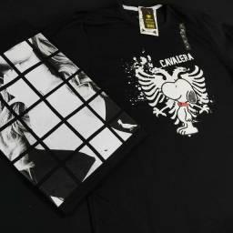 Camisetas das melhores marcas