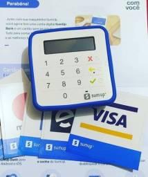 Maquineta de cartão (conexão via bluetooth)- Pronta Entrega