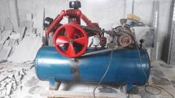 Compressor Trifasico 10cv industrial