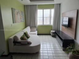 Apartamento 3 Quartos para Locação em Salvador, Pituba, 3 dormitórios, 1 suíte, 2 banheiro