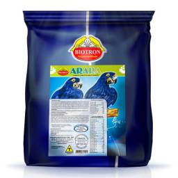 Título do anúncio: Ração Extrusada Para Arara - Papagaio Biotron - 5kg