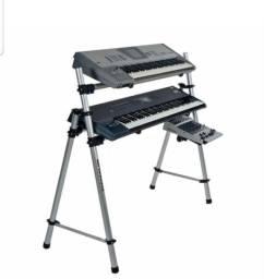 Título do anúncio: Rack Titaniun para teclado e notebook