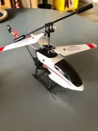 Helicóptero de Cobtrole Remoto - Phantom Branco