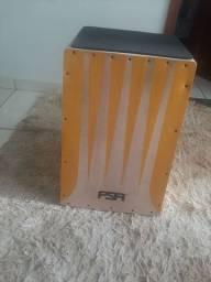 Cajon FSA Eletrico Acustico