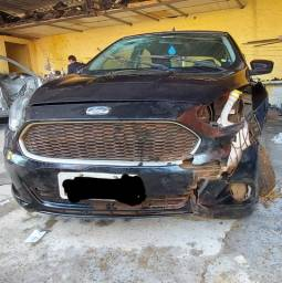 Título do anúncio: Compro carros batidos