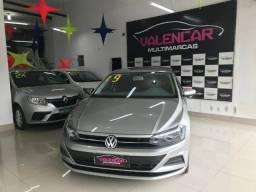VW Virtus MSI 1.6 Automático 2019 Financiamento Totalmente Sem Entrada