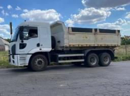 Título do anúncio: caminhão ford cargo caçamba 2429 (parcela+entrada)