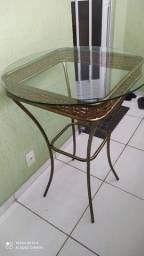 Mesa aparador decorativa + brinde