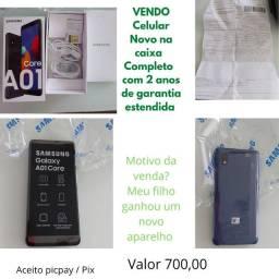 Celular Samsung A 01