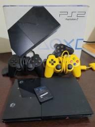 Console Playstation 2 PS2 (Desbloqueado)