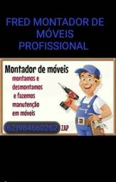 Título do anúncio:  Montador De Móveis  Profissional