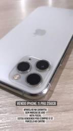 Título do anúncio: Vendo iPhone 11 PRO 256GB