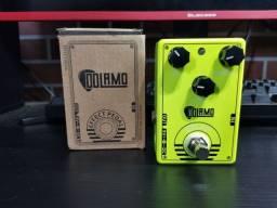 Título do anúncio: Pedal de Guitarra Novo - Delay marca Dolamo importado - Somente testado - Na caixa
