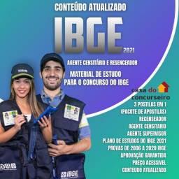 APOSTILA CONCURSO IBGE 2021