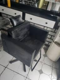 Cadeira de barbearia 350 $$$