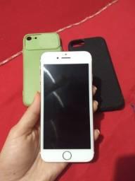 Título do anúncio: Troco iPhone 7 128 gb