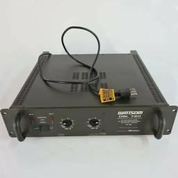 Amplificador DBS-720 +mesa Onnel 8 canais