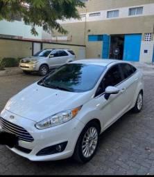 Título do anúncio: Fiesta Titanium Sedan 1.6  2015 Aut