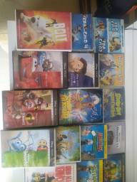 Dvds Disney, DreamWorks, Blue Sky Studios, Warner Bros.