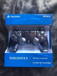 Título do anúncio:  PLAYSTATION 4 CONTROLES NOVOS!!!!