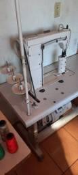 Máquina de coluna para bolsas e sapatos
