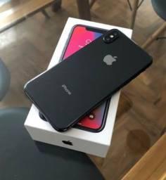 Iphone x black 256g