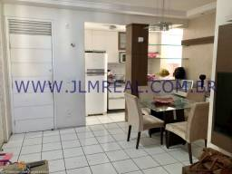 (Cod.152 - Damas) - Vendo Apartamento com 3 Quartos, Elevador, Nascente