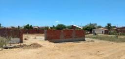 Título do anúncio: Lote de terreno medindo 12mx20m com fundação e muro; Petrolina PE